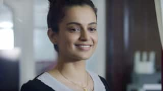 Simran Title Song: This Number Shows Kangana Ranaut's Character And Will Make You Restless For The Film - Watch Video
