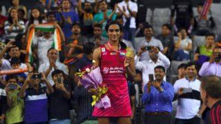 पीवी सिंधु ने रचा इतिहास, कोरिया ओपन जीतने वाली पहली भारतीय बनीं