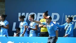 Indian Women's Hockey Team Lose 2-3 to Spain