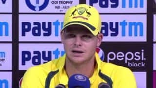 India vs Australia 2017: Steve Smith Backs His Captaincy Ahead of Milestone 100th ODI
