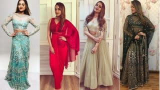 Sonakshi Sinha Navratri 2017 Style Files: 7 Festive Looks of Asli Sona that Will Inspire You to Up Your Fashion Game this Navratri!