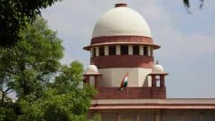 Will Constitute Special Courts For Lawmakers Facing Criminal Charges: Centre Tells Supreme Court