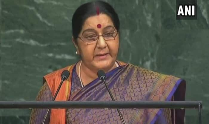 Attack on Indian students in Milan not racist: Sushma Swaraj