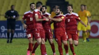 World Cup 2018: Syria Draw With Iran to Keep Qualifying Hopes Alive