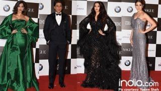 Vogue Awards: Shah Rukh Khan, Aishwarya Rai Bachchan, Anushka Sharma,Sonam Kapoor Look Their Stylish Best-View Pics