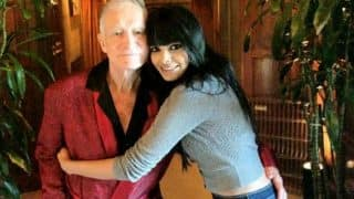 Sherlyn Chopra Tweets After Playboy Founder Hugh Hefner Passes Away