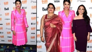 After Impressing On Day 1, Priyanka Chopra's Outing At The Premiere Of Pahuna: The Little Visitors Was Nothing Less Than a Disaster
