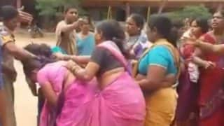Telangana Government's Free Saree Drive Results in Women Exchanging Blows