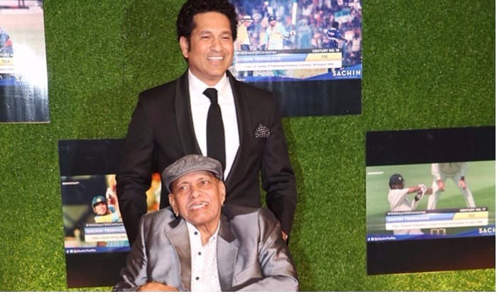 Sachin Tendulkar sends wishes on Teacher's Day, shares life-changing incident