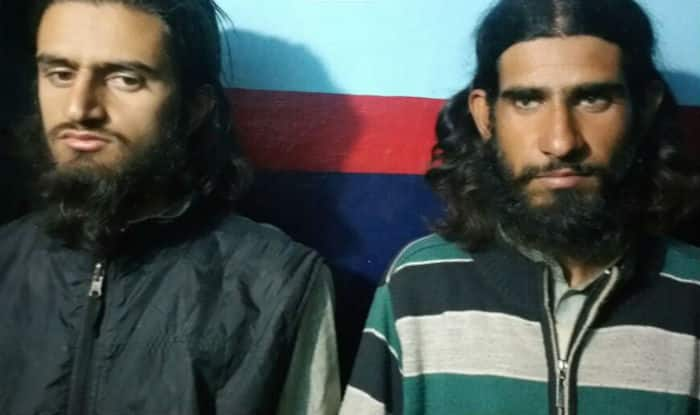 Two militants arrested in J&K