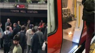 Panic at London's Tower Hill Station After Minor Explosion