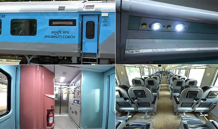 Indian Railways To Roll Out Anubhuti Coach Soon Salient