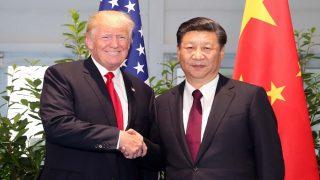 उत्तर कोरिया पर शी के साथ बात करेंगे ट्रंप: व्हाइट हाउस