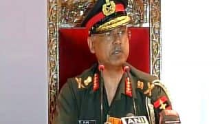Surgical Strike Was Subtle Message That LoC Can be Breached, Will go Across & Strike When we Need: Lt General D Anbu