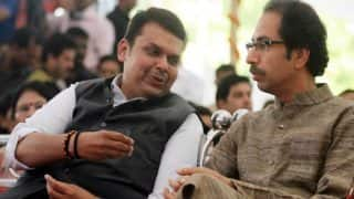 Shiv Sena May Withdraw Support From BJP Government in Maharashtra