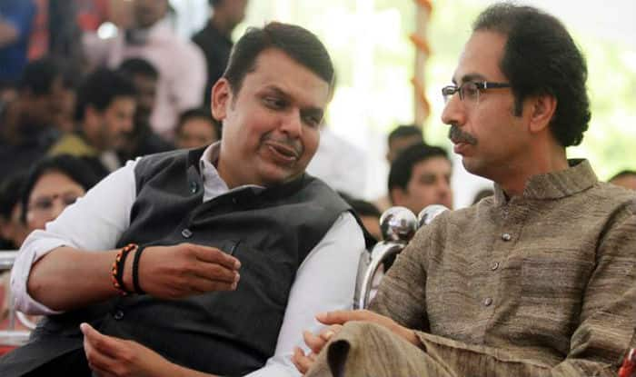 Lok Sabha Elections 2019: BJP-Shiv Sena Finalise Maharashtra Campaign; Devendra Fadnavis, Uddhav Thackeray to Hold Massive Rally in Kohlapur on March 24