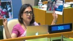 India Shows Picture of Martyred Kashmiri Army Officer to Counter Pakistan Over Maleeha Lodhi Lie at UN