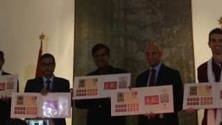 First Ever Joint Canada-India Stamp Commemorating Diwali, Canada's 150th Anniversary Released