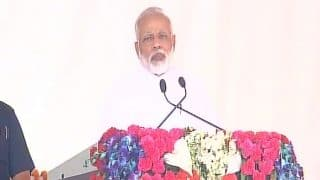 UP: PM Narendra Modi Promises Double Income to Farmers, Houses to Poor by 2022: Highlights