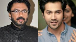 Varun Dhawan's October Co-Star Was To Be Launched By Sanjay Leela Bhansali?