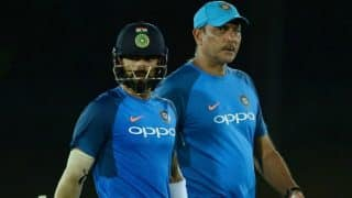 Captain Will Always be The Boss of The Team, Says Team India Coach Ravi Shastri