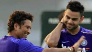 It's Going to Take Hell of an Effort to Surpass Sachin Tendulkar: Virat Kohli
