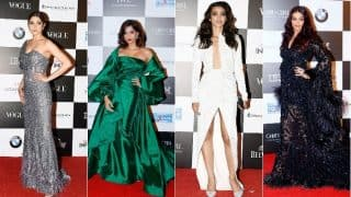 Vogue Women Of The Year Awards 2017: Here are the Designer Labels Aishwarya Rai Bachchan, Sonam Kapoor and more Flaunted on the Red Carpet