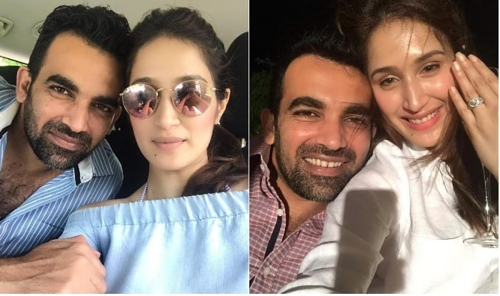 Zaheer Khan and Sagarika Ghatge to Get Married in November! 5 Photos of the Couple that Made Us Go Aww!