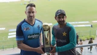 लाहौर टी-20 : पाकिस्तान ने विश्व एकादश को 20 रनों से हराया