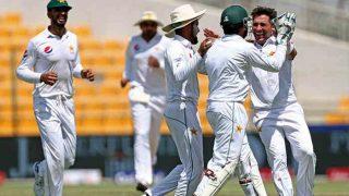 यासिर शाह का कमाल, बने सबसे कम मैचों में 150 टेस्ट विकेट लेने वाले स्पिनर