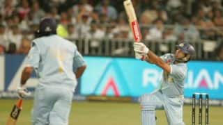Yuvraj Singh Hit Six Sixes Off Stuart Broad's Over Exactly a Decade Ago