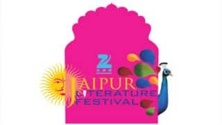 ZEE Jaipur Literature Festival 2018: Crowds Throng Diggi Palace on The Fourth Day
