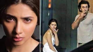 Is This Mahira Khan's Response To Those Trolling Her For Pics With Ranbir Kapoor? (Video)