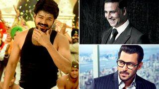 Vijay's Mersal To Be Remade In Bollywood! Salman Khan Or Akshay Kumar Who Will Bag The Rights?