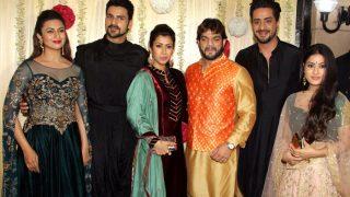 Divyanka Tripathi Dahiya, Karan Patel, Mouni Roy, Arjun Bijlani Dazzle At Ekta Kapoor's Diwali Bash - See Pics