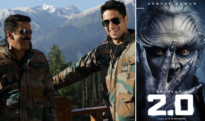 Sidharth Malhotra's Aiyaary Avoids Clash With Akshay Kumar, Rajinikanth's 2.0! Gets New Release Date