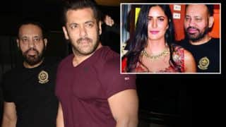 Salman Khan Ignores His Safety, Sends Shera To Safeguard Katrina Kaif