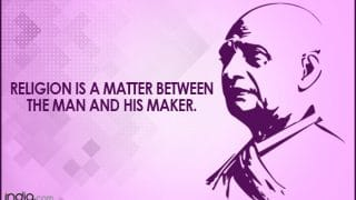 Sardar Vallabhbhai Patel's 142nd Birth Anniversary: Top Quotes by The Iron Man Of India