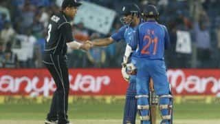 Statistical Highlights of India vs New Zealand 2nd ODI