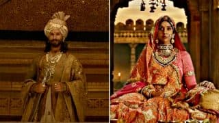 Padmavati Trivia: Anupriya Goenka In Shahid Kapoor, Deepika Padukone's Ghoomar Played A Lesbain In A Viral Ad