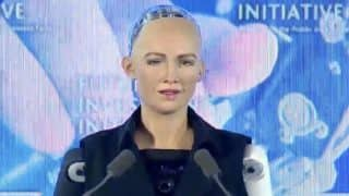 Saudi Arabia Becomes First Country to Grant Citizenship to Robot