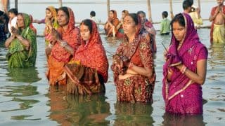 Chhath Puja 2017 Date & Time in Bihar: October 26 Sunset And 27 Sunrise Timings In Sasaram, Begusarai And Nalanda