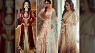 Diwali 2017: Divyanka Tripathi Dahiya, Mouni Roy, Surbhi Chandna Will Help You Dress Up For The Festive Season
