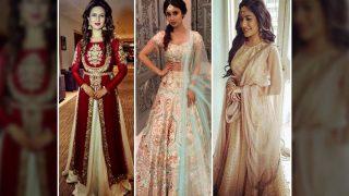 Diwali 2017: Divyanka Tripathi Dahiya, Mouni Roy, Surbhi Chandna Will Help You Dress Up For The Festive Season
