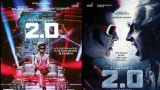 2:0: 5 Reasons Why The Rajinikanth-Akshay Kumar Starrer Sci-Fi Film's Audio Launch Is 2017's Biggest Event Till Now