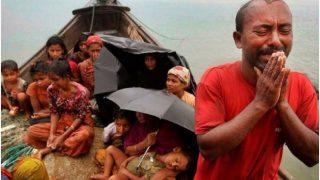 'धरती पर नरक' का सामना कर रहे रोहिंग्या के बच्चे: यूनिसेफ