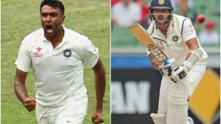 आर. अश्विन और मुरली विजय रणजी ट्रॉफी के लिए तमिलनाडु की टीम में