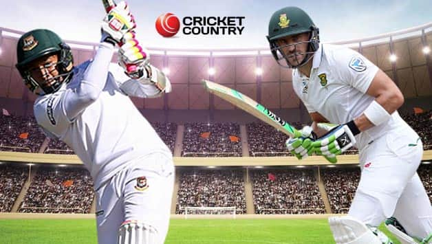 South Africa Vs Bangladesh Live Cricket Score, 2nd ODI Match