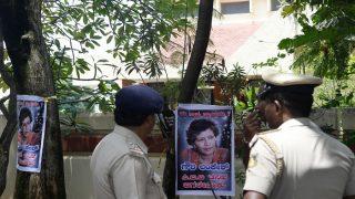 Gauri Lankesh Murder: Bengaluru Police Releases Picture of Suspect on Bike