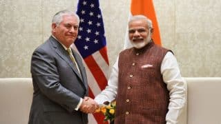 PM Narendra Modi Lauds Donald Trump's South Asia Policy, India-US Vow to Combat Terrorism, Bring Peace in Afghanistan